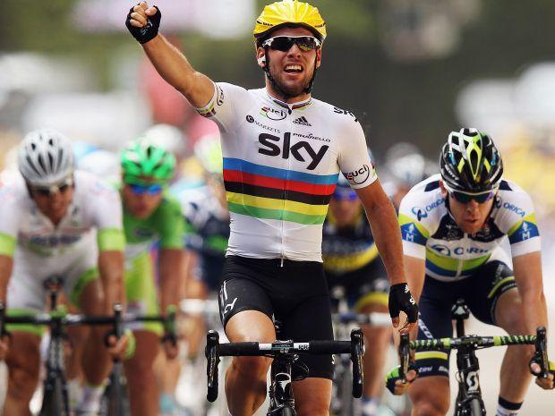 Gospodarze igrzysk bardzo mocno wierzą w Marka Cavendisha (fot. Getty Images)