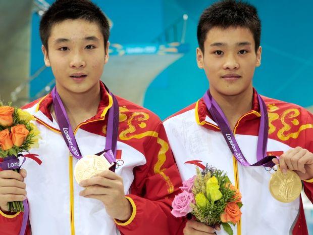 Cao Yuan i Zhang Yangquan wygrali ze znaczną przewagą (fot. Getty Images)
