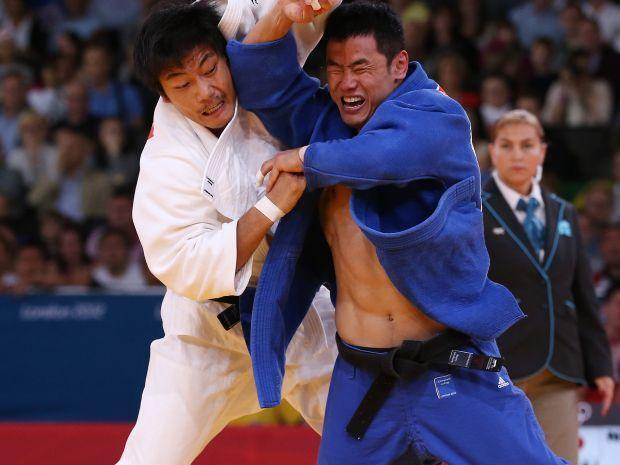 Dae-Nam Song (P) sięgnał po olimpijskie złoto (fot. Getty Images)