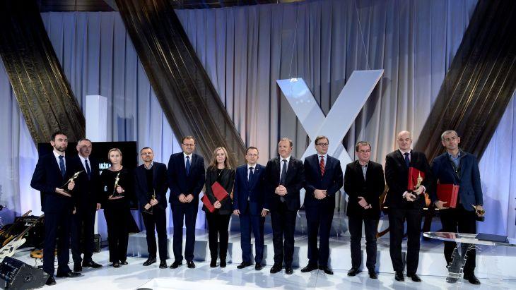 Gala wręczenia nagród - 23 listopada 2017 r.