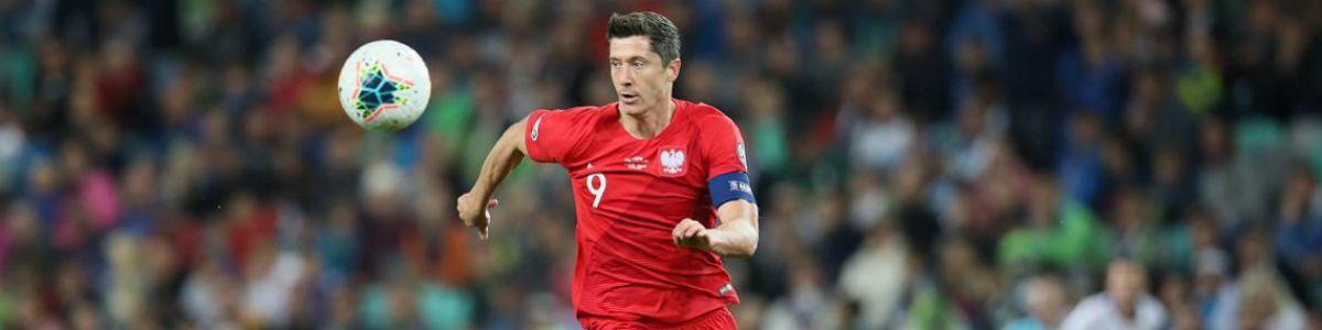 Eliminacje EURO 2020: Polska-Słowenia