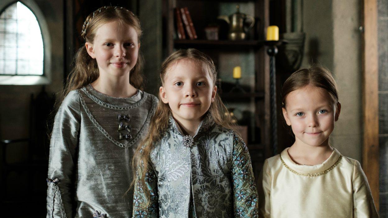 Jako trzecia, najmłodsza córka Ludwika Węgierskiego musiała ustąpić miejsca starszym siostrom: Katarzynie i Marii (fot. TVP)