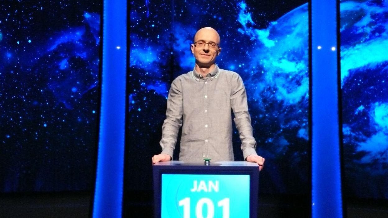 Pan Jan Dziurzyński zwyciężył 3 odcinek 110 edycji