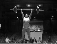 Abraham Charitd – brązowy medalista wagi ciężkiej (fot. Getty Images)