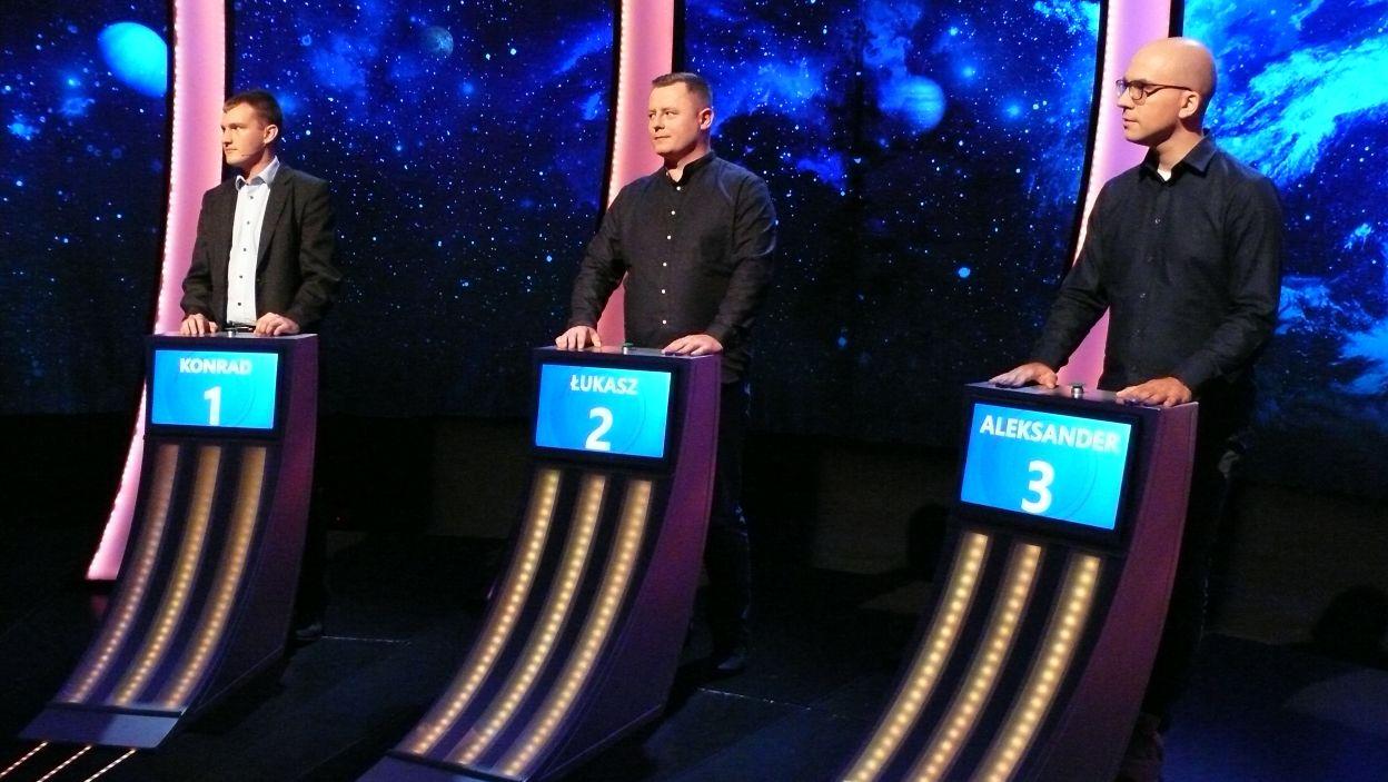 Pierwsze etapy gry pozwoliły wyłonić finalistów 3 odcinka 116 edycji