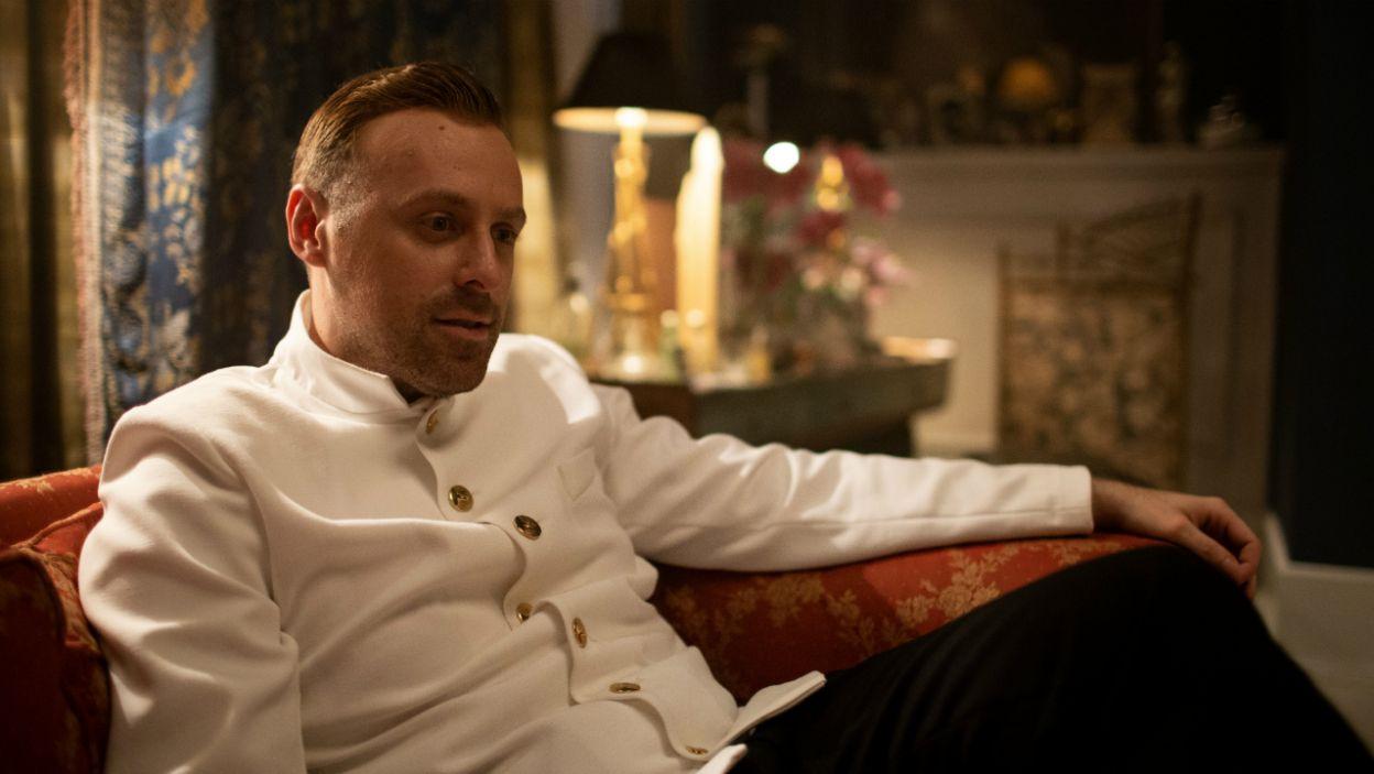 Jako Jeffa zobaczymy Mateusza Rusina (fot. Zuzanna Szamocka/TVP)
