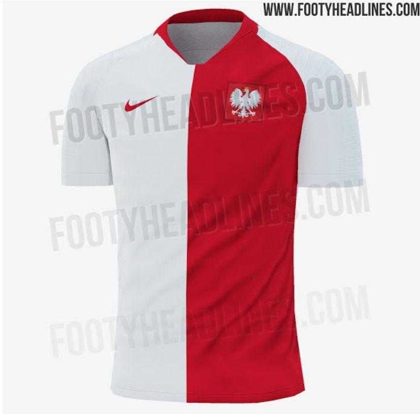603bac6d5 Specjalna koszulka na 100-lecie PZPN. Zobacz projekt wyjątkowych ...