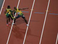 Yohan Blake i Usain Bolt – ich pojedynek przyciągał tłumy (fot. Getty Images)