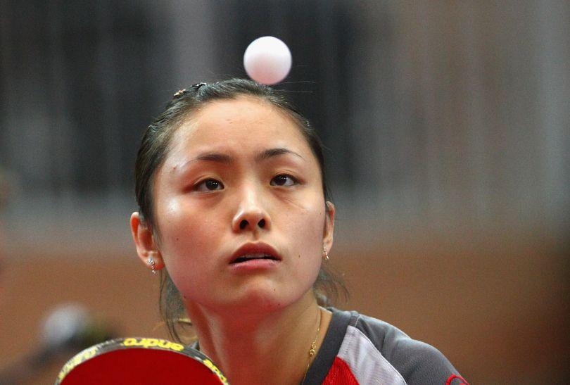 Pochodządza z Chin zawodniczka będzie rozstawiona w turnieju kobiet (fot. Getty Images)