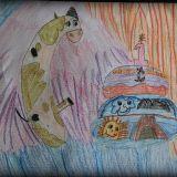 Obrazek Anny Rejdych, 7 lat