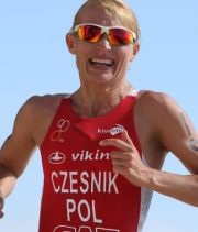 Maria Cześnik (fot. Getty Images)