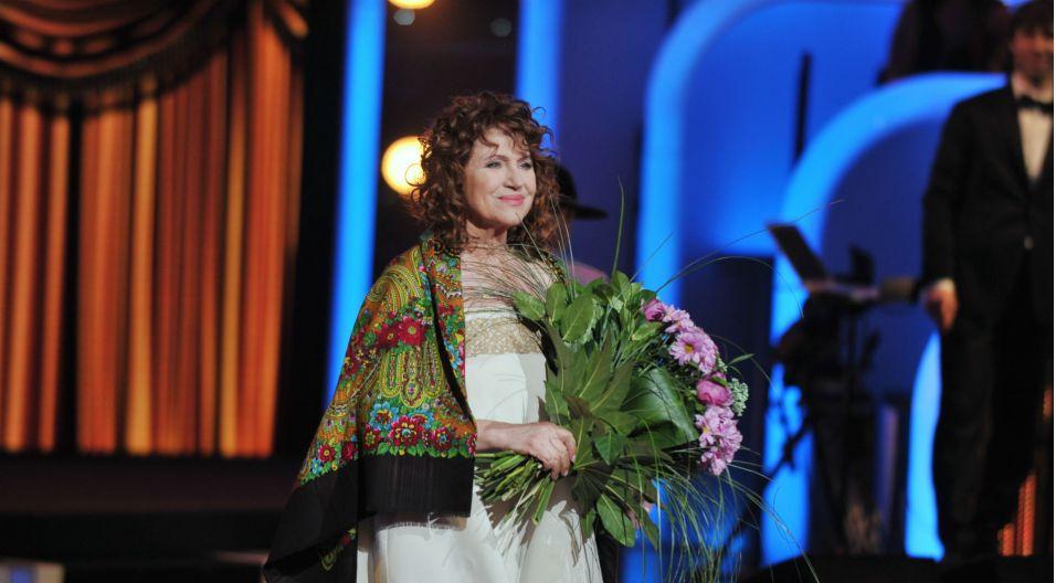 50-lecie obchodzi nie tylko KFPP. Halina Frąckowiak na scenie po raz pierwszy stanęła pół wieku temu (fot. Ireneusz Sobieszczuk)