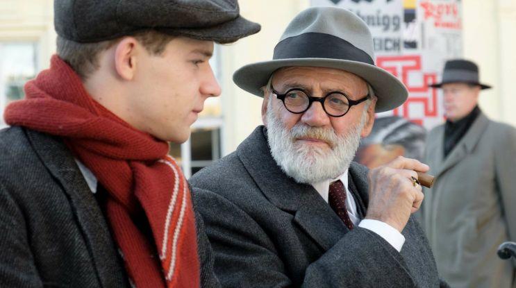 """""""Trafikant"""" – zaprzyjaźnić się z Freudem"""