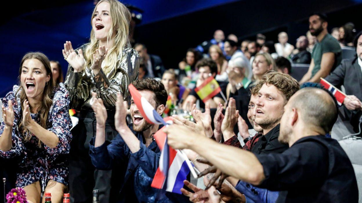 To już piąte zwycięstwo Holandii w historii konkursu Eurowizji, ale pierwsze od 44 lat (fot. Thomas Hanses/EBU)