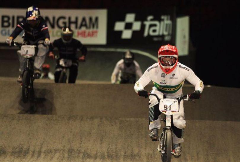Sam Willoughby w drodze po złoty medal (fot. Getty Images)