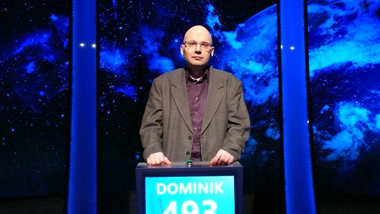 Dominik Rauer - zwycięzca 20 odcinka 106 edycji