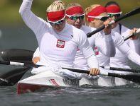 Polki awansowały do finału K4 na 500 metrów i pobiły rekord olimpijski (fot. PAP/EPA)