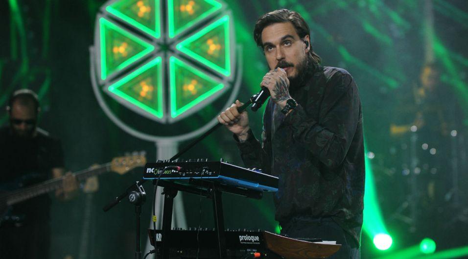 Mioush, ceniony raper i producent muzyczny (fot. N.Mludzik/TVP)