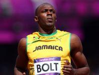 W rywalizacji sprinterów Usain Bolt nie miał problemów z awansem do półfinału (fot. Getty Images)