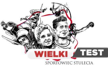 Wielki Test. Sportowiec Stulecia