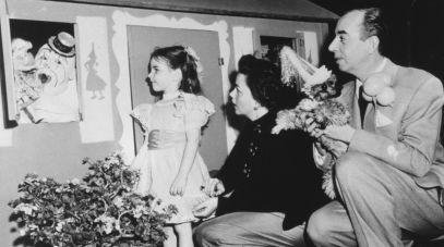 Bohaterkę jednego z dokumentów, prezentowanych na festiwalu, jest Judy Garland (fot. TVP)
