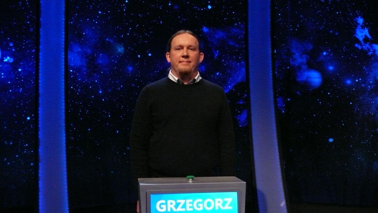 Grzegorz Frycz - zwycięzca 19 odcinka 106 edycji