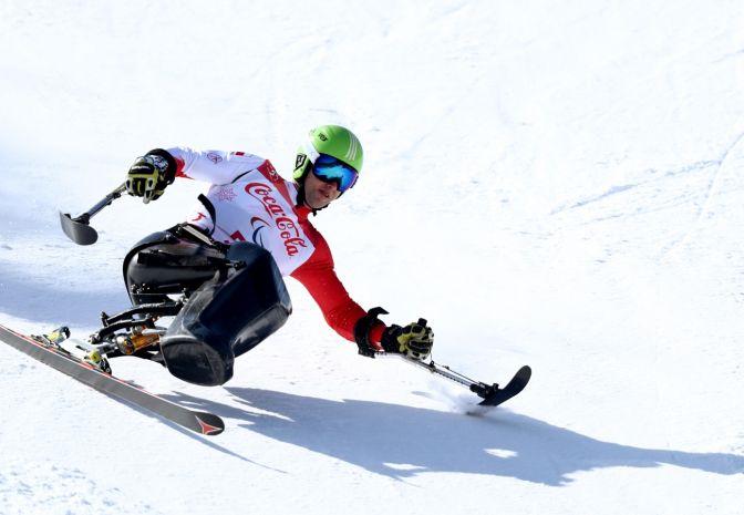 Igrzyska paraolimpijskie: Sikorski dziesiąty w supergigancie