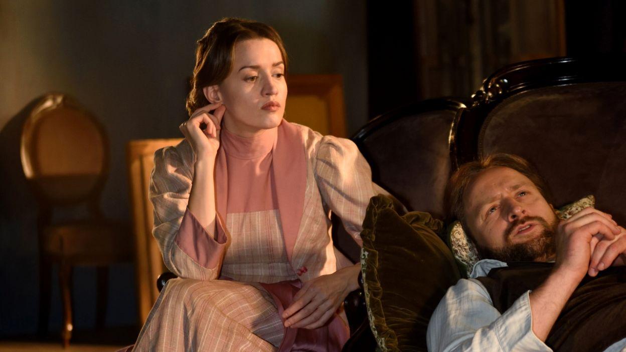 W rolę Maryni – siostry Adama, wciela się Katarzyna Maciąg (fot. Agata Ciołek)