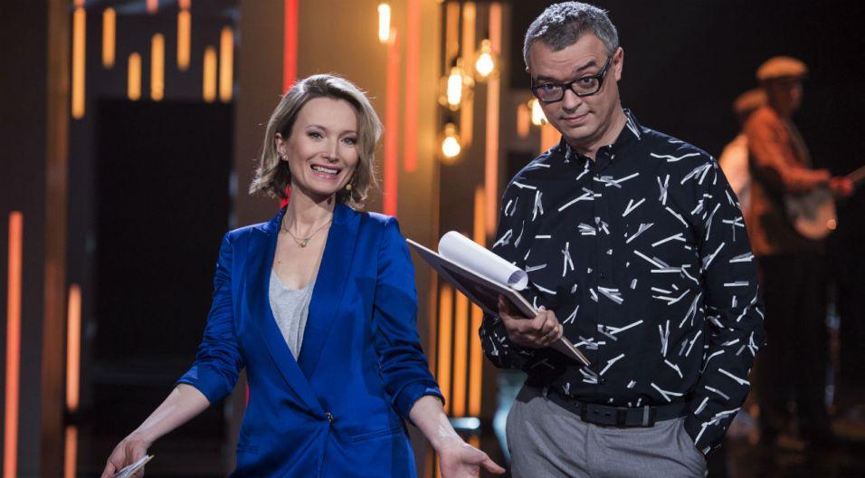 Koncert Scena Alternatywna będzie składał się z dwóch części. Poprowadzi go duet Agnieszka Szydłowska i Marek Horodniczy (fot. J. Bogacz/TVP)