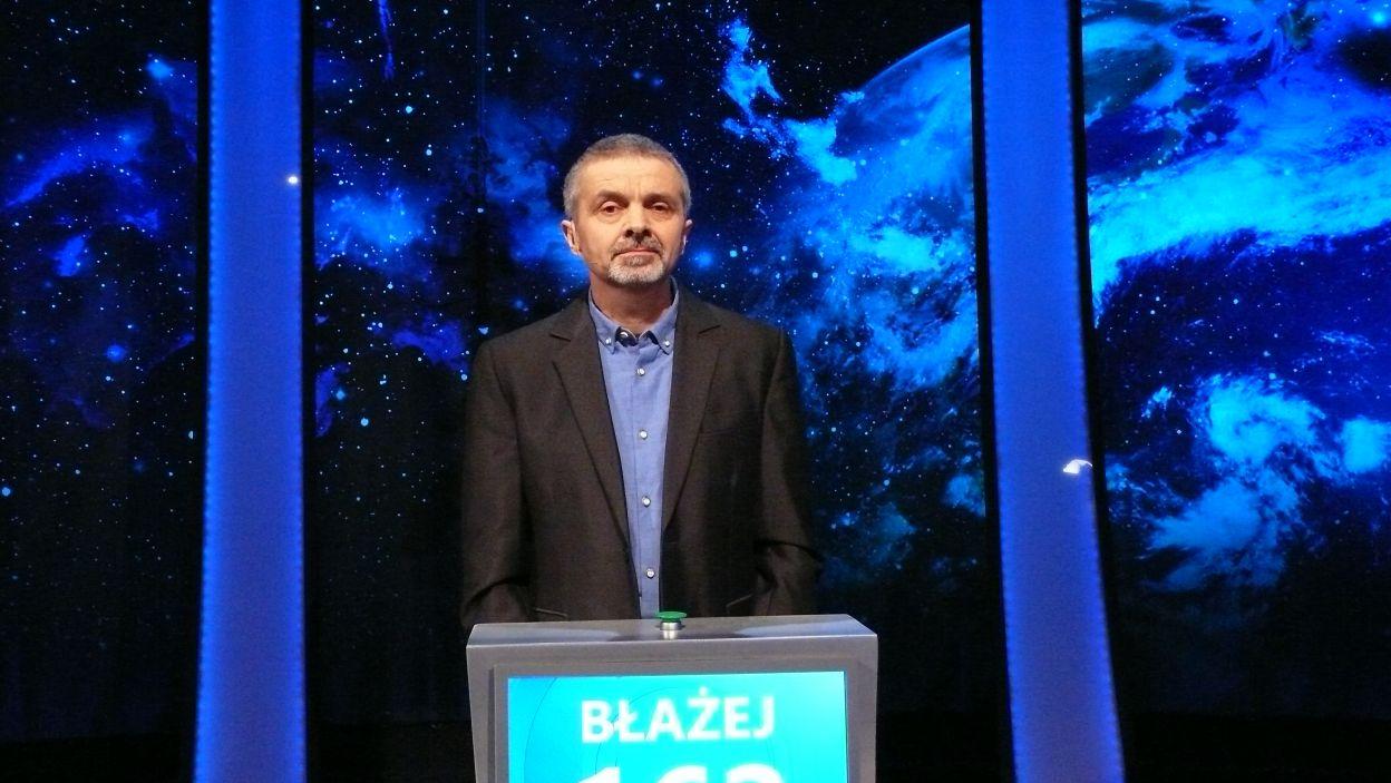 Błażej Wojciechowski - zwycięzca 16 odcinka 112 edycji