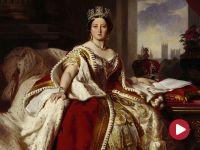 Historia w postaciach zapisana – Królowa Wiktoria