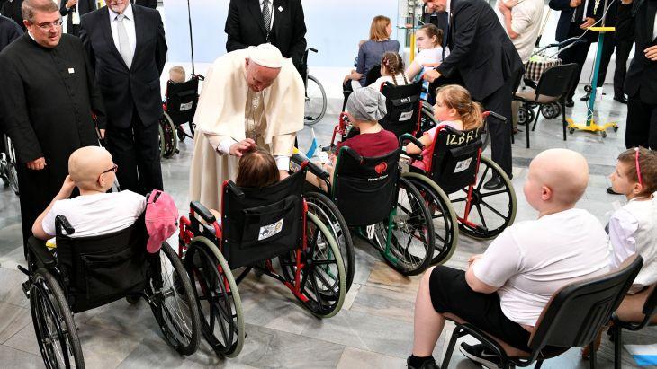Trzeci dzień papieskiej wizyty