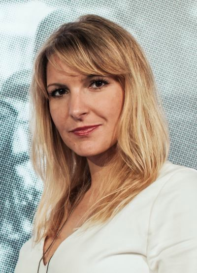 Aleksandra Rek </br> reporterka