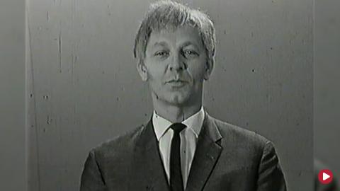 Eugeniusz Pach w trzecim programie... barwnym
