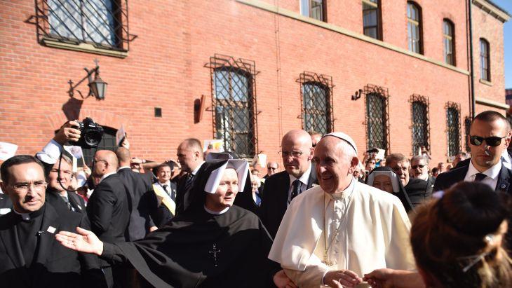 Czwarty dzień papieskiej wizyty
