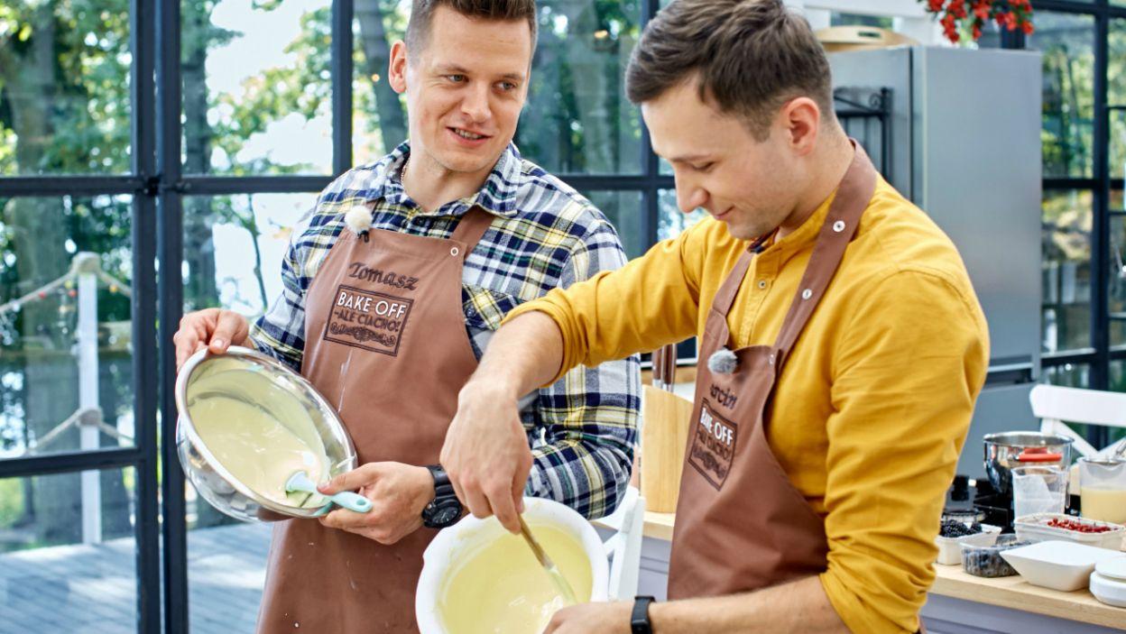 Tomasz i Marcin – kto kogo zrobi na gładko? (fot. TVP)