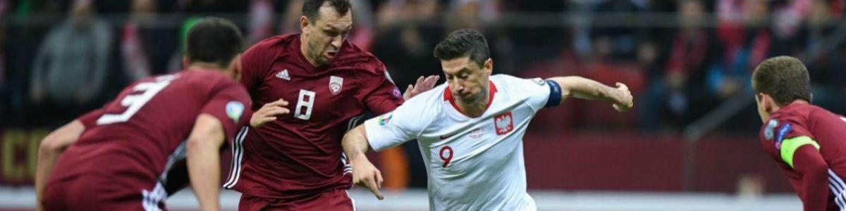 Eliminacje EURO 2020: Izrael - Polska