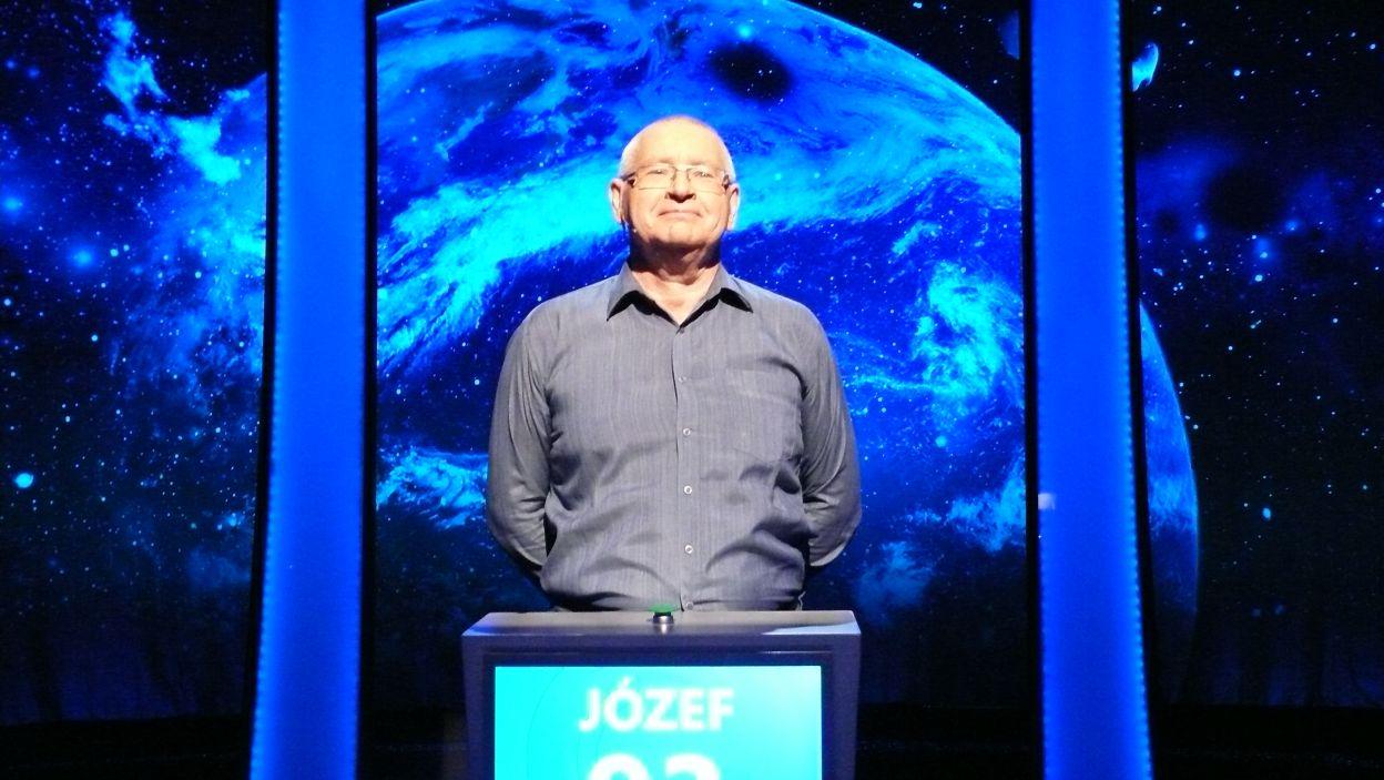 Pan Józef Marszewski  został zwycięzcą 18 odcinka 109 edycji