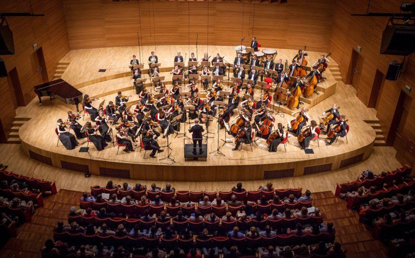 Akademicka Orkiestra Symfoniczna, mat. prasowe