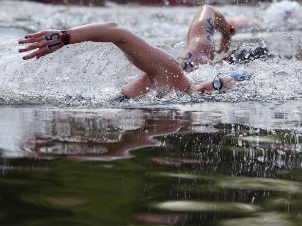 Natalia Charłos przez długi czas znajdowała się w pierwszej dziesiątce (fot. Getty Images)