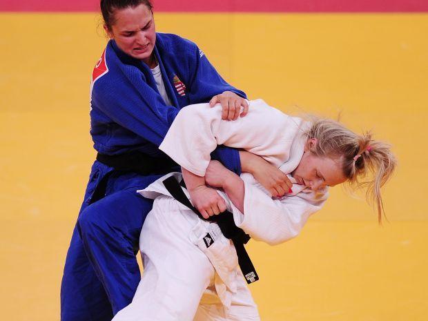 Zofia Pogorzelec była bliska walki o medale (fot. Getty Images)
