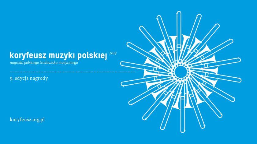 Znamy nominowanych do nagrody Koryfeusz Muzyki Polskiej 2019