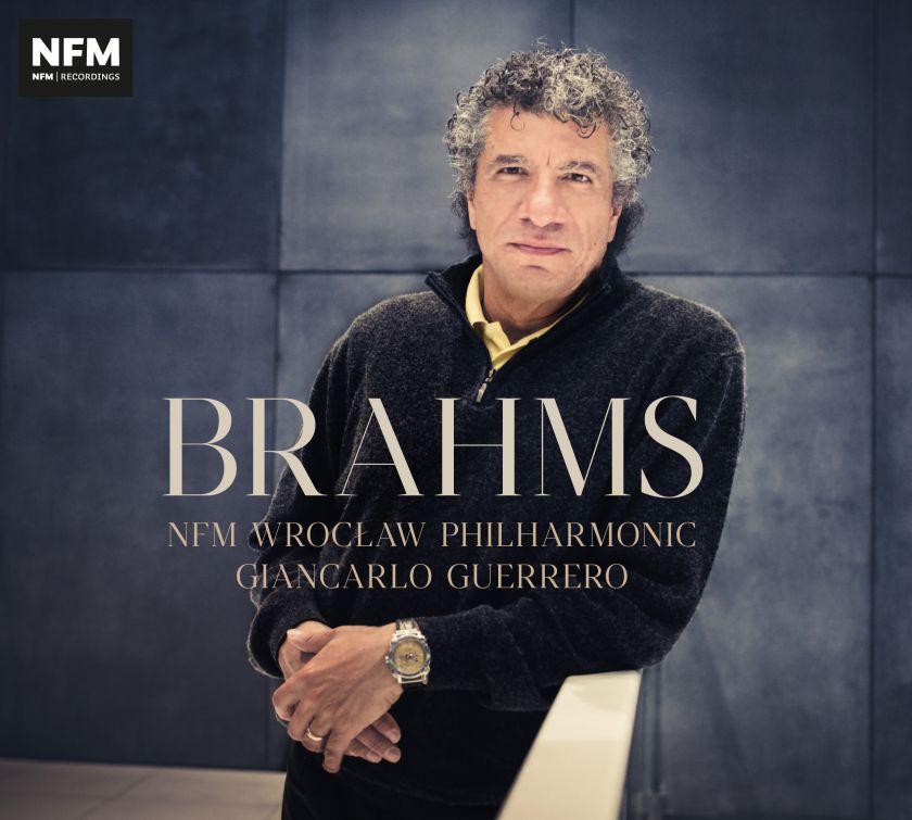 """""""Johannes Brahms"""" – premiera nowego albumu wydanego przez Narodowe Forum Muzyki"""