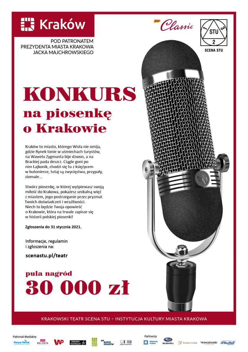 Wyniki Konkursu na piosenkę o Krakowie