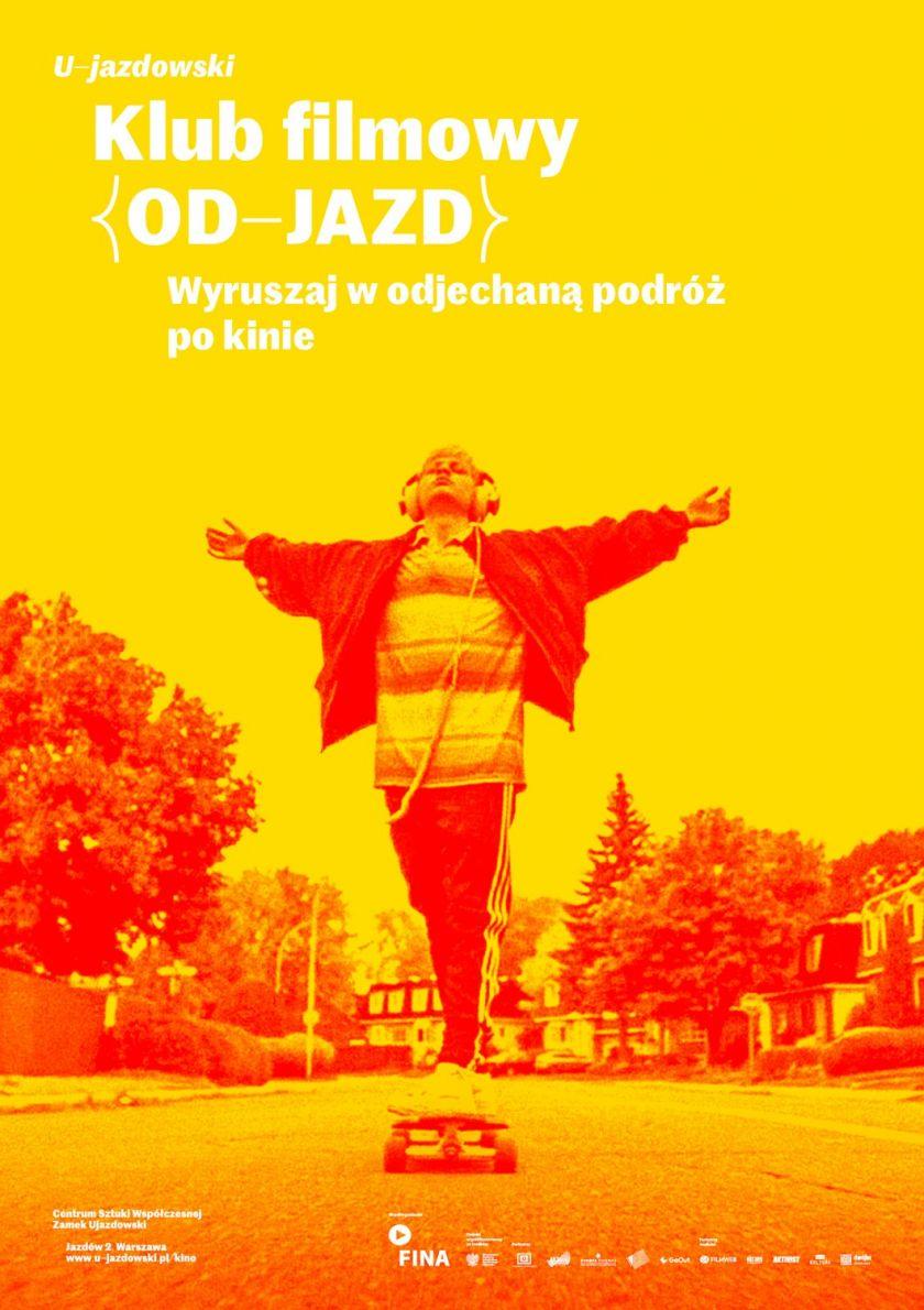 Klub filmowy {OD–JAZD} w U–jazdowski Kino