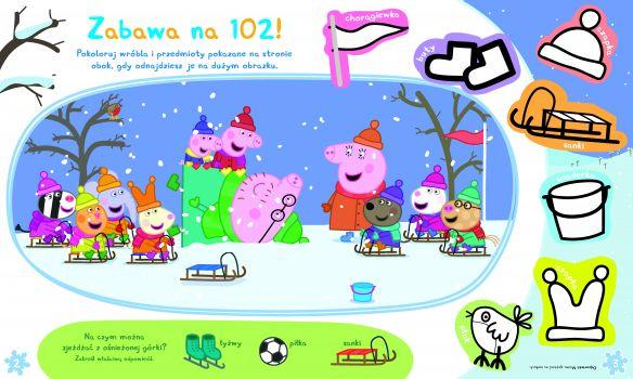 świnka Peppa śnieżne Dni Tvp Abc