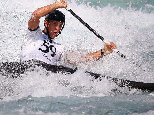 Mateusz Polaczyk był o krok od medalu (fot. Getty Images)