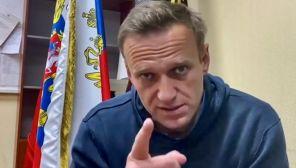 Sąd w Moskwie nakazał areszt dla Nawalnego (fot. PAP/EPA/NAVALNY PRESS TEAM)