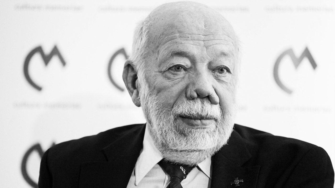 Zbigniew Galperyn (fot. arch.PAP/Mateusz Marek)