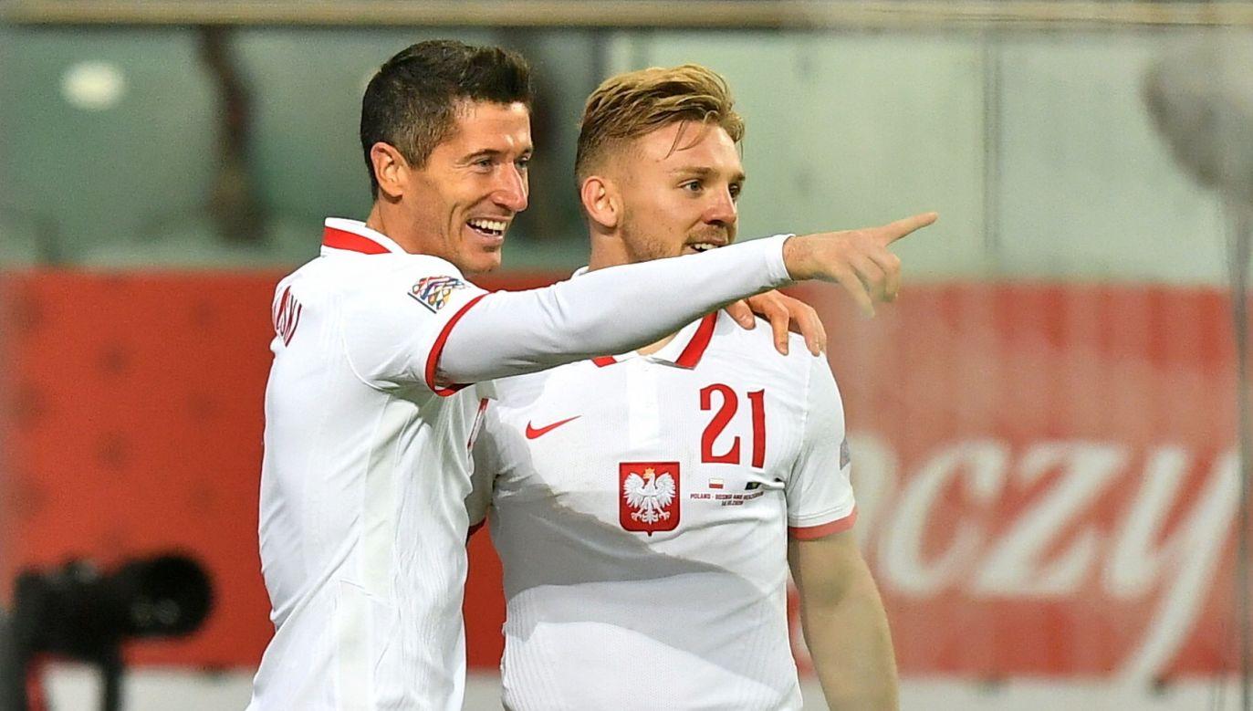 Polacy zagrali z Bośnią niemalże bezbłędnie (fot. PAP/Maciej Kulczyński)